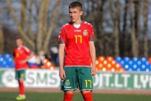 Lietuvos futbolo talentas G. Sirgėdas pakeitė klubą
