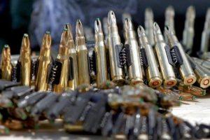 Lietuva Ukrainai perdavė šaudmenų