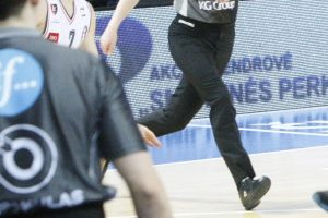FIBA įvertintas arbitras sustoti neketina