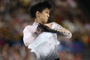 Išdalintas antrasis pasaulio dailiojo čiuožimo čempionato medalių komplektas