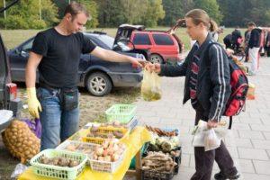 Pirkėjų ūkininkų turgeliuose neatbaido ir šiek tiek didesnės kainos