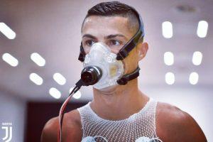 """C. Ronaldo pasirodė pirmojoje """"Juventus"""" treniruotėje"""