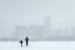 Trenerė perspėja: sportuojant lauke nušalti galima ir esant nedideliam šaltukui