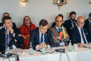 Ambasadorius A. Rimkūnas: Baltijos jūros valstybių tarybą būtina reformuoti