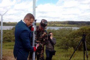Ministras: tvora apsaugos nuo Rusijos provokacijų