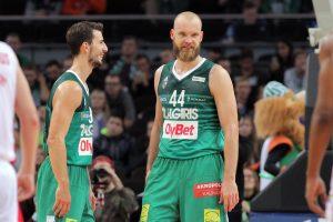 """Šaunuoliai: """"Žalgirio"""" krepšininkai svečiuose nukovė """"Anadolu Efes"""" ekipą"""
