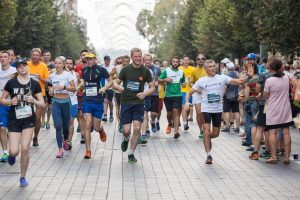 Didžiausiame Vilniaus bėgime finišavo ir sostinės meras