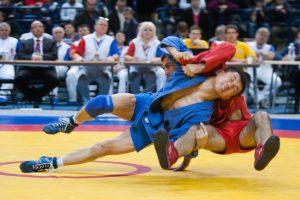 Lietuviai sambo pirmenybėse iškovojo net 24 aukso medalius