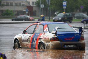 Pasaulio ralio čempionato etapas - Suvalkijoje?