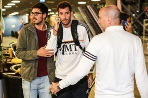 """Karališkasis """"Real"""" atvyko į Kauną: R.Fernandezo laukė siurprizas"""