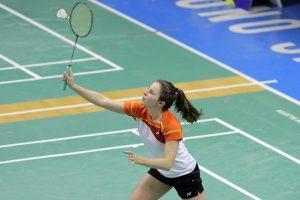 Kaune prasidėjo tarptautinis badmintono turnyras