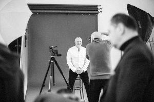 G. Paškevičiaus apie koncertinę fotosesiją: akimirka nepasikartoja
