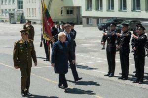 Lietuvos karo akademija mini  25-metį