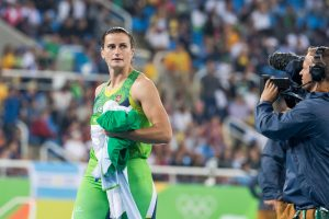 Disko metikė Z. Sendriūtė olimpinių žaidynių finale liko dešimta