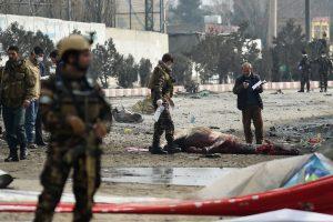 Kabule prie užsieniečių automobilio driokstelėjo sprogimas, žuvo mergaitė