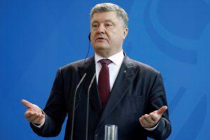 Ukraina ketina įvesti sankcijas rusų oligarchams