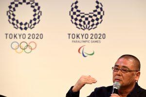 Tokijo olimpiados organizatoriai išrinko naują žaidynių logotipą