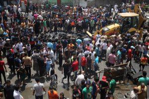 """Per """"Islamo valstybės"""" išpuolį Bagdade žuvo mažiausiai 52 žmonės"""