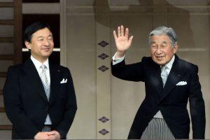 Japonijos sosto įpėdinis žada žengti tėvo pėdomis
