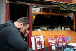 Per gaisrą Prancūzijos bare žuvo mažiausiai 13 žmonių