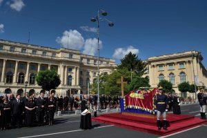 Rumunija ir Moldova gedi velionės karaliaus Mihai žmonos