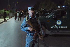 Afganistane per ataką prieš Amerikos universitetą žuvo devyni žmonės (atnaujinta)