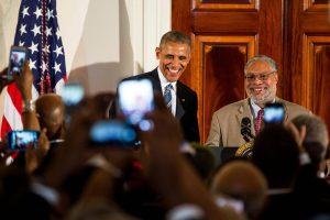 JAV atidarytas afroamerikiečių istorijos muziejus
