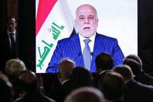 Irako premjeras: Mosulą puolančios pajėgos juda greičiau nei tikėtasi