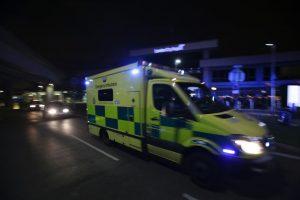 """Londono oro uostas evakuotas dėl """"cheminio incidento"""""""
