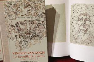 Atsiradusio eskizų albumo piešinių autorius – ne V. van Goghas
