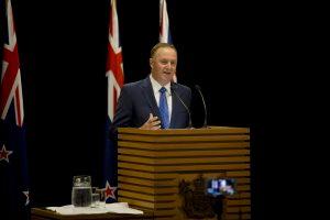 Populiarus Naujosios Zelandijos premjeras palieka postą