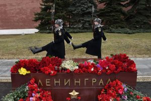 Visose Sankt Peterburgo šventovėse aukojamos gedulo mišios už teroro aukas