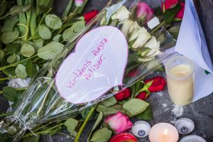 Švedija po išpuolio: rengiama taiki gedulo akcija, sulaikytas antras įtariamasis