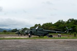 Mianmare rastas sudužęs lėktuvas ir kelių žuvusiųjų kūnai