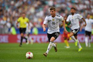 Išsiuntę Kamerūną namo vokiečiai keliauja į pusfinalį
