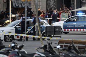 Informacijos apie Barselonoje nukentėjusius Baltijos valstybių piliečius nėra