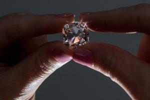 Aukcione – Liudvikui XIV ir Napoleonui priklausęs deimantas