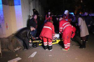 Kijeve per sprogdinimą sužeistas parlamentaras