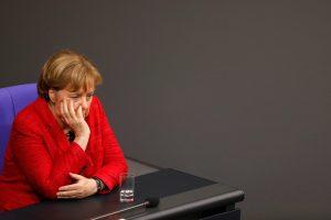 Kodėl A. Merkel nesėkmė gali atsirūgti kiekvienam europiečiui?