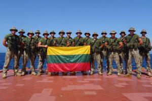 Iškilmingai sutiks tarptautinę misiją baigusius karius