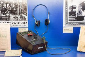 Telefono Lietuvoje 135-mečiui paminėti – speciali paroda