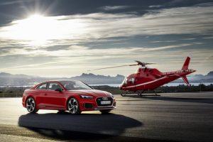 """Naujasis ,,Audi RS 5 Coupé"""" – ne tik galingas sportinis automobilis"""