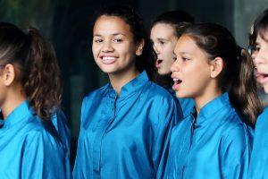 Šv. Kotrynos bažnyčioje skambės garsiausio Australijos vaikų choro balsai