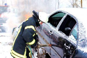 Kauno rajono ugniagesiai ruošiasi iššūkiams