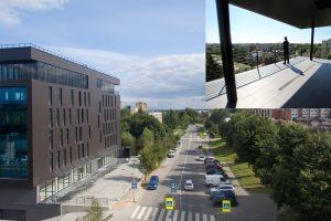 Naujo verslo centro plėtotojai biurus siūlo įsigyti nuosavybėn
