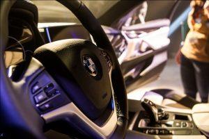 Sportinis kupė visureigis BMW X6 lietuviams pristatytas prieš jo premjerą Paryžiuje