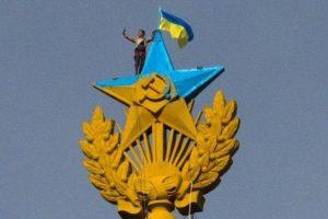 Ukrainos politologas: šalis neatlaikytų oligarchinio karo