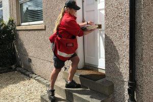 Lietuvė Škotijoje dirba darbą, kurį emigrantai gauna retai