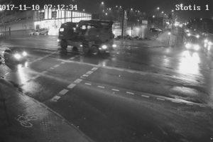 Tragedija kelyje: mirtinai partrenktas mažametis, pabėgęs vairuotojas – rastas