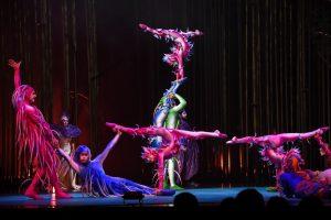 """Cirque du Soleil"" Vilniuje perkels į magišką pasaulį"